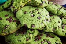 MATCHA | recipes / It's not easy being green | Green matcha in cookies, pastry or icecream  CUPKES. Treat yourself!