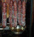 making hard salami