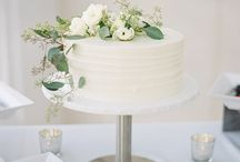 Wedding Cakes & Desserts / Ideas for a 'Botanical' Inspired Wedding Cake and Dessert Table Deliciousness