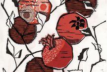 Printmaking / by Noelle Horsfield Ceramic Artist