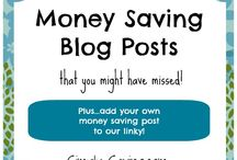 Frugal Living and Money Saving Ideas