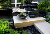 Ponds, pools & water features