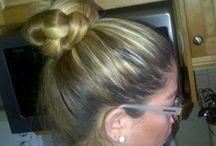 Hair and Beauty / Braided bun