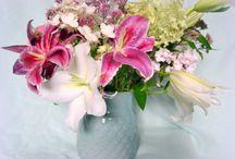 Flowers from my garden - Kukkia omasta puutarhasta