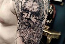 Tatuagem/Ideias