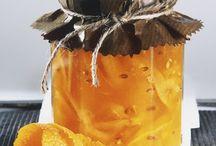 Mermeladas, conservas, encurtidos otros / Todo lo relacionado con la conservación natural de alimentos por ejemp.: mermeladas, encurtidos, vinagretas, salsas, mantequillas