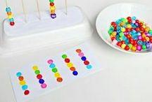 игры с цветными шариками