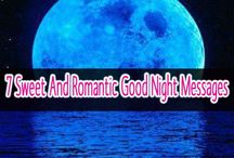Good Night Quotes ❤ / Good Night Quotes