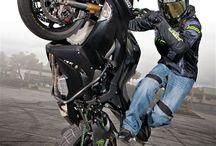 Motorcycle & Stuntriding
