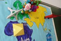 projets 5 continents maternelle