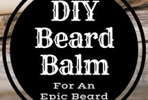 Making oils/wax beard