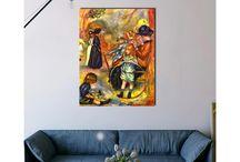 Αναπαραγωγές αντίγραφα διάσημων έργων ζωγραφικής,πίνακες σε καμβά / Πίνακες σε βαμβακερό καμβά με αναπαραγωγές διάσημων έργων. Είναι τελαρωμένοι σε παχύ τελάρο, έτοιμοι για τοποθέτηση. Εξαιρετική ποιότητα σε οικονομική τιμή. Εκτός από την ψηφιακή εκτύπωση πολλοί πίνακες είναι διαθέσιμοι σε ελαιογραφία και ζωγραφική. Δείτε τους!