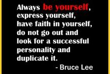 The Love Quotes Celebrity Quotes : Be Yourself Quotes-Always be yourself, express yourself, have faith in yourself,…