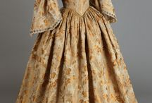 Old fashion 18th / Old dresses 1800-1900