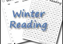 Reading / by Lyndsay Detro