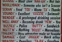 britiah dialect