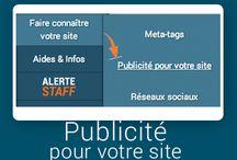 Publicité wifeo, diffusion de publicités pour votre site