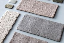 materials: stone & concrete / materials and ways to create new things