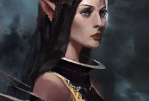Good, Bad, Warrior, Woodland ... Elves