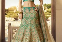 Royal Bridal Lehenga Choli's
