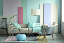 Pastels / Pretty pastels for your home
