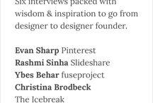 Designer Founder Resources