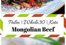 paleo/keto recipes