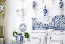 Blue and White / by Pam Callahan