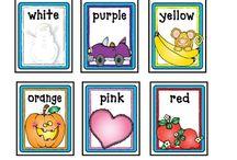 Beginning of Kindergarten / by Julie Campbell