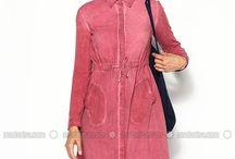 Modanisa 2015-2016 Sonbahar-Kış Tunik Modelleri