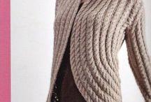 вязание спицами / вязание спицами