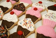 sweet sweet sugar cookies / by Maria Gabriella Borrelli