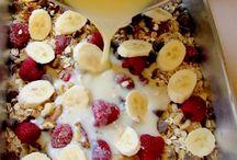 Breakfast & Smoothies :-D
