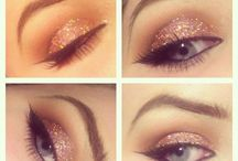 Make up ideas / by Kritten Coconuts