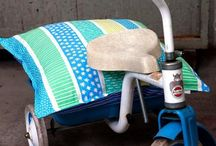 For The Kids / Fun fabrics that will help you to create a space your little ones will love