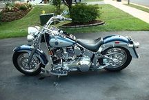 My Dream Bike - Harley Davidson