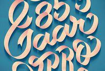 typographic love