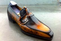 """Lovely"" Loafers / by Darryl Clarke"