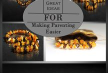 Great Ideas For making Parenting Easier / I have a baby and i know how difficult sometimes parenting could be !I decided to find as much as possible ideas to make other mother's life easier!I hope it will help you how it helped me!
