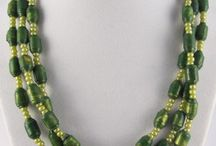 Necklace / Paper Beads