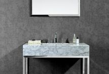 Ariel Bath Vanities / Bathroom vanities from Ariel Bath offer high-end designs in contemporary styles and colors. Our vanities can add the storage and/or luxury you've been desiring for your bathroom.