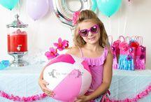 Barbie birthday party