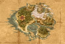 Insp maps and layouts
