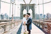 Elopement Inspiration / Wedding Elopement Inspiration