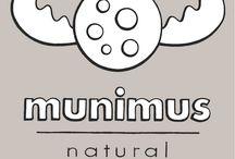 MUNIMUS - MODA BEBÉS / Moda y complementos eco friendly para los peques de la casa. Organic clothes & accessories for babies