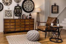 interior design : London Loft