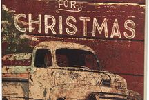 Holiday Decor - Vintage