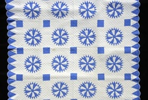 Quilts - Blue & White