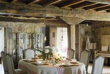 Dining Rooms Dining area / by Martha H.