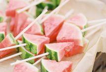 Feste - Cosa cucinare / Ricette e idee per la tavola della tua festa